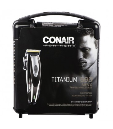 Conair Titanium 590 Hair and Beard Grooming System
