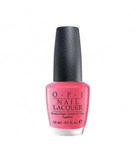 OPI Strawberry Margarita Nail Polish