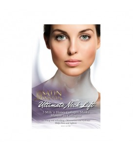 Satin Smooth Ultimate Neck Lift Collegian Mask