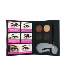 OUT OF STOCK -- Beauty Treats The Perfect Eyebrow Kit