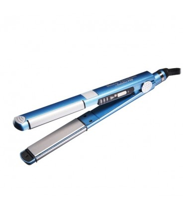 Babyliss PRO Flat Iron With Curved Side Plates 1""