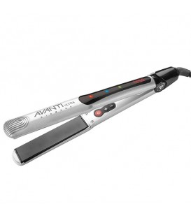 "Avanti Ultra Diamond Nano Ceramic Tourmaline Flat Iron 1"" AV-CROCAURA3C -- 1 LEFT"