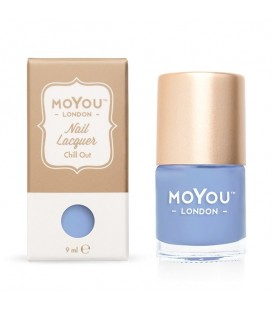 MoYou London Chill Out Nail Polish