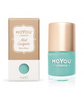 MoYou London Bora Bora Nail Polish