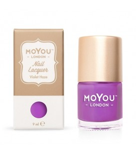 MoYou London Violet Haze Nail Polish