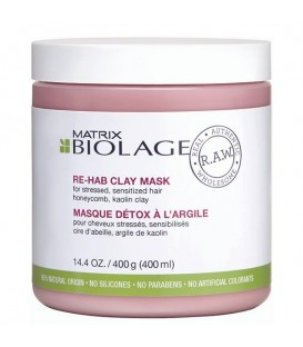 Matrix Biolage R.A.W. Re-Hab Clay Mask - 400ml