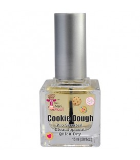 Mini Mani Moo Cookie Dough Scented Top Coat