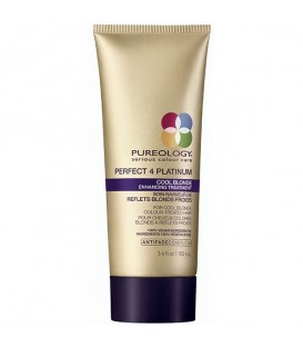 Pureology Perfect 4 Platinum Cool Blonde Enhancing Treatment - 100ml