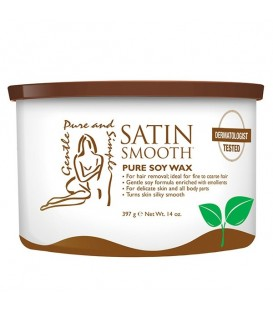 Satin Smooth Pure Soy Wax - 397g