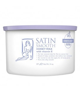 Satin Smooth Honey Wax - 397g - SSW14G