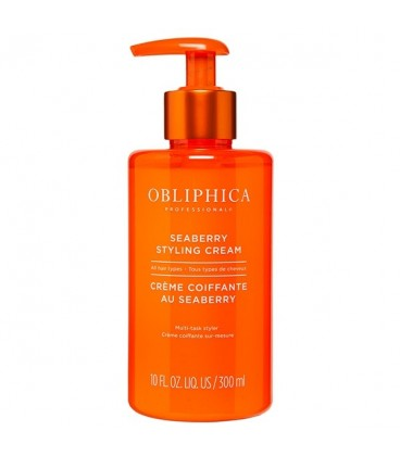 Obliphica Seaberry Styling Cream - 300ml
