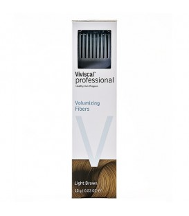 Viviscal Professional Light Brown Fibers - 15g