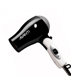 Avanti Mini Travel Hairdryer - AV-TRAVC