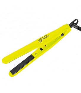 "BaByliss PRO Luminoso Mini Yellow Flat Iron - 3/4"" - BLY137"
