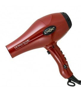 CROC Designer Blow Dryer Red -- 1 LEFT