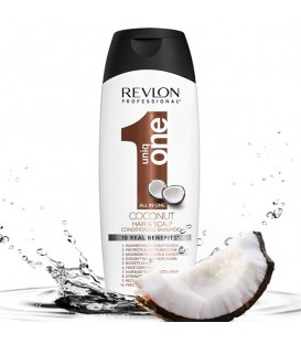 Uniq One All In One Coconut Conditioning Shampoo - 300ml