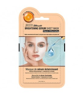 Satin Smooth Brightening Serum Mask