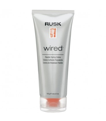 Rusk Wired Flexible Styling Creme - 170g