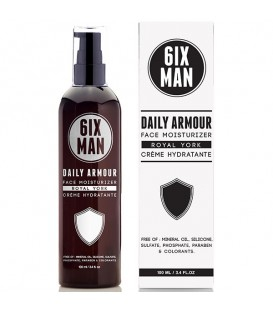 6IXMAN Daily Armour Face Moisturizer - 100ml