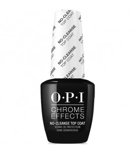 OPI Chrome Effects No-cleanse Gelcolor Top Coat