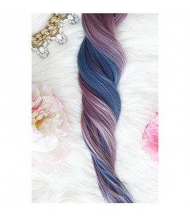 Unicorn Hair Extensions Cosmic Mix - 16″