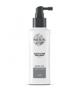 Nioxin System 1 Scalp Treatment - 100ml