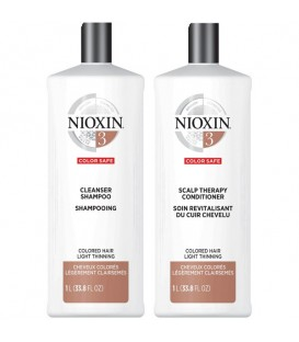 Nioxin System 3 Duo - 1L