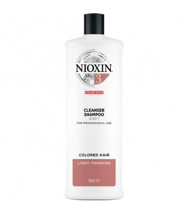 Nioxin System 3 Cleanser - 300ml