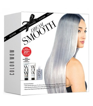 Color Wow Dream Smooth Holiday Kit