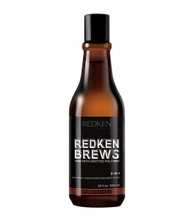 Redken Brews 3-in-1 - 300ml