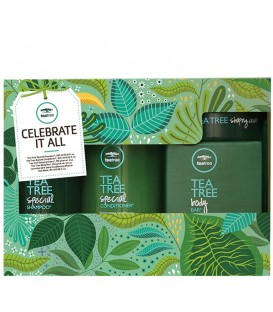 Paul Mitchell Tea Tree Celebrate It All Deluxe Gift Set