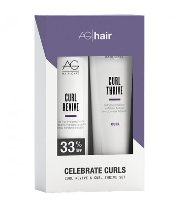 AG Curl Summer Duo