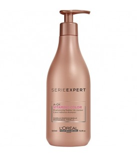 OUT OF STOCK -- L'Oréal Serie Expert Vitamino Color A-OX Shampoo - 500ml