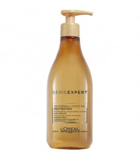 OUT OF STOCK -- L'Oréal Serie Expert Nutrifier Shampoo - 500ml