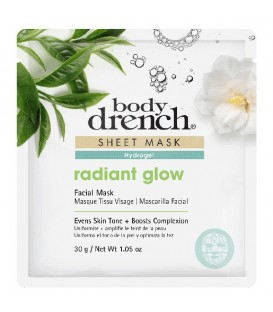 Body Drench Radiant Glow Hydrogel Sheet Mask