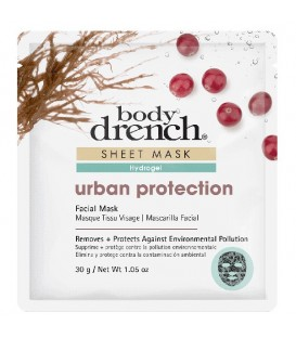 Body Drench Specialty Urban Protection Hydrogel Sheet Mask