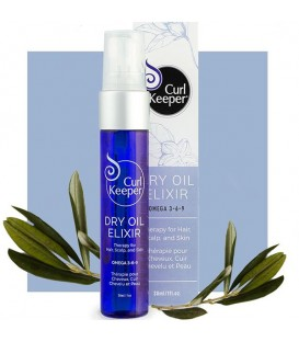 Curl Keeper Dry Oil Elixir - 30ml