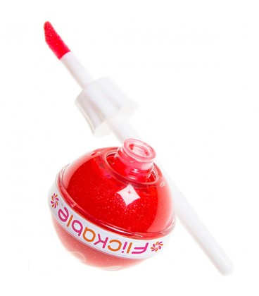 FliCKable ROFL Red Apple Luxe Lipgloss