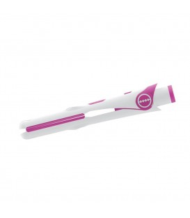 CROC Travel Plug Iron Pink/White