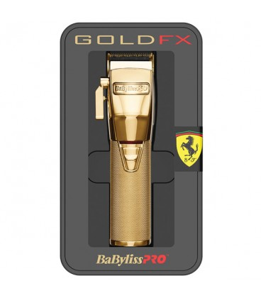 BabylissPro GoldFX All-Metal Lithium Clipper