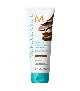 Moroccanoil Color Depositing Mask Cocoa - 200ml