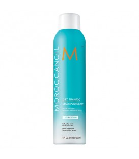 Moroccanoil Dry Shampoo Light Tones - 205ml