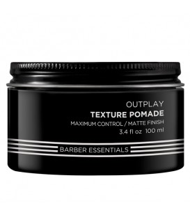 Redken Brews Outplay Texture Pomade - 100ml