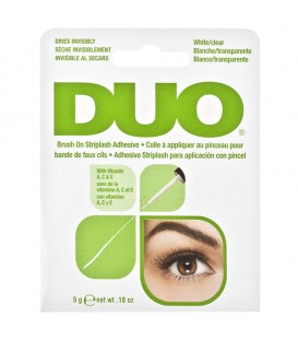 Ardell Duo Brush-On Adhesive Clear - 5g