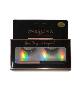 ANGELINA Bling Bling Magnetic Eyelashes and Eyeliner Kit