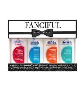 Body Drench Fanciful Mini Treats Body Lotions