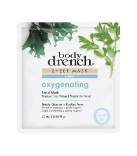 Body Drench Oxygenating Bubble Sheet Mask