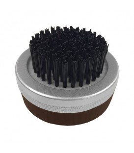 BabylissPro Round Palm Beard Brush