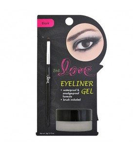 Beauty Treats Eyeliner Gel Black