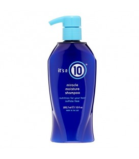 It's a 10 Miracle Moisture Shampoo - 296ml